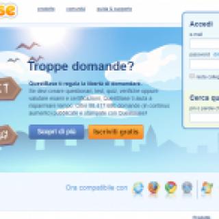 Come creare un questionario online: miniatura sito Questbase