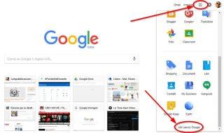 Creare un dito con Google Sites